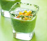 Raw Avocado Gazpacho