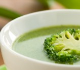 Raw Broccoli Soup