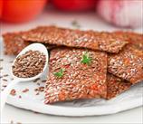 Raw Flax Crackers