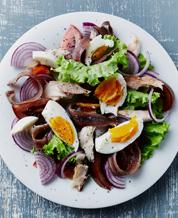 Sardine Salad Nicoise