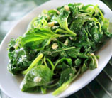 Sautéed Superfat Spinach