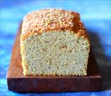 Sesame-Onion Sandwich Bread