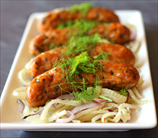 Sheet Pan Sausage and Fennel with Red Onion