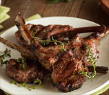 Simple Lamb Chops