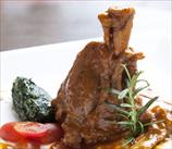 Slow Cooker Mediterranean Lamb Shanks