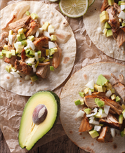 Slow Cooker Paleo Carnitas Tacos