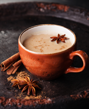 Spicy Cinnamon Chai