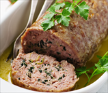 Spicy Paleo Turkey Meatloaf