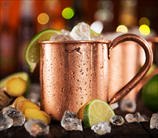 Sugar Free Moscow Mules