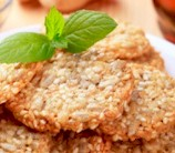 Sunflower Sesame Crackers