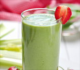 Super Green Spinach-Berry Smoothie