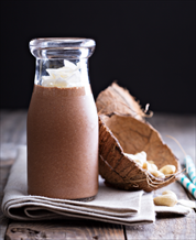 Superfat Cacao-Coconut-Cashew Smoothie