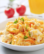 Superfat Scrambled Eggs