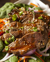 Thai Beef Salad (AIP)