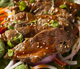 Thai Beef Salad with Cashews