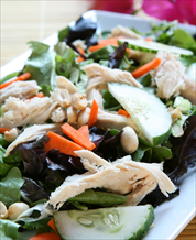 Thai Chicken Salad (AIP)