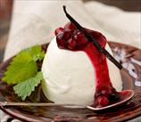 Vanilla Bean Panna Cotta