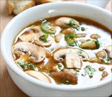 Vidalia Onion & Shiitake Mushroom Soup