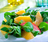 Watercress and Grapefruit Salad