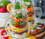 Mason Jar Chicken Salad (AIP)