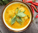 Instant Pot Thai Fish Curry